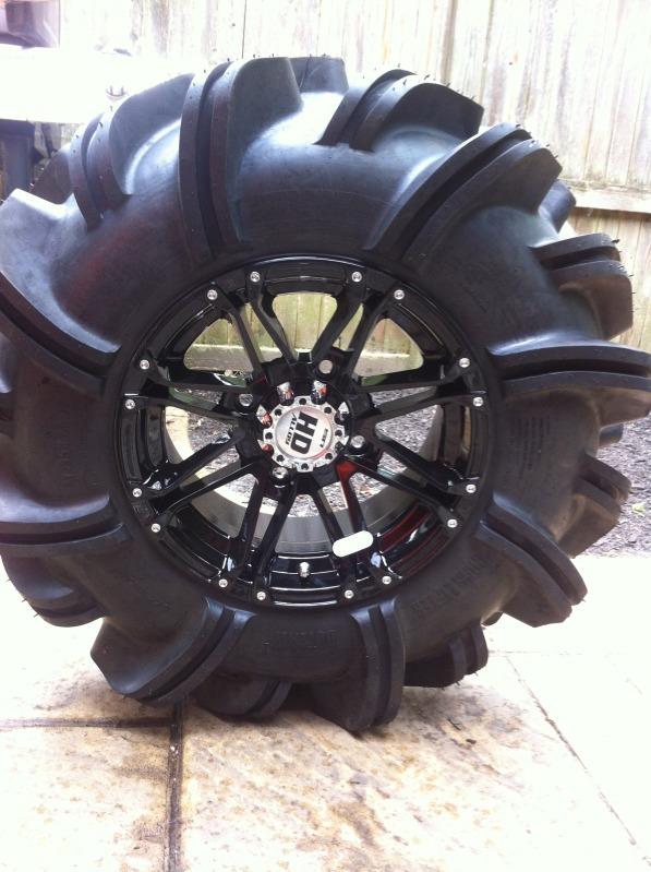 High Lifter Outlaw2 Big Wheel Kit 1135 00 Shipped 187 Atv