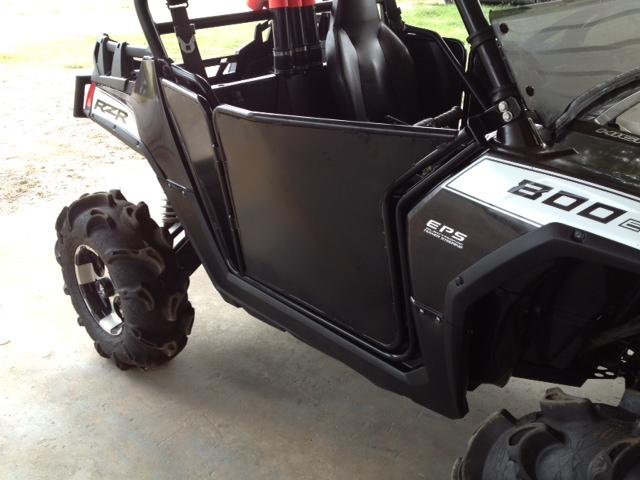 photo(2) & Wild Boar Polaris RZR 800/900 Doors 09-up $480.00 » ATV Parts ATV ...