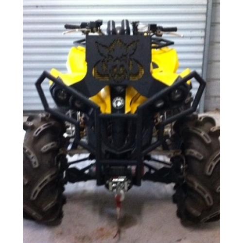 Can-Am Renegade 500/800 Radiator Relocation Kit & Bumper ...